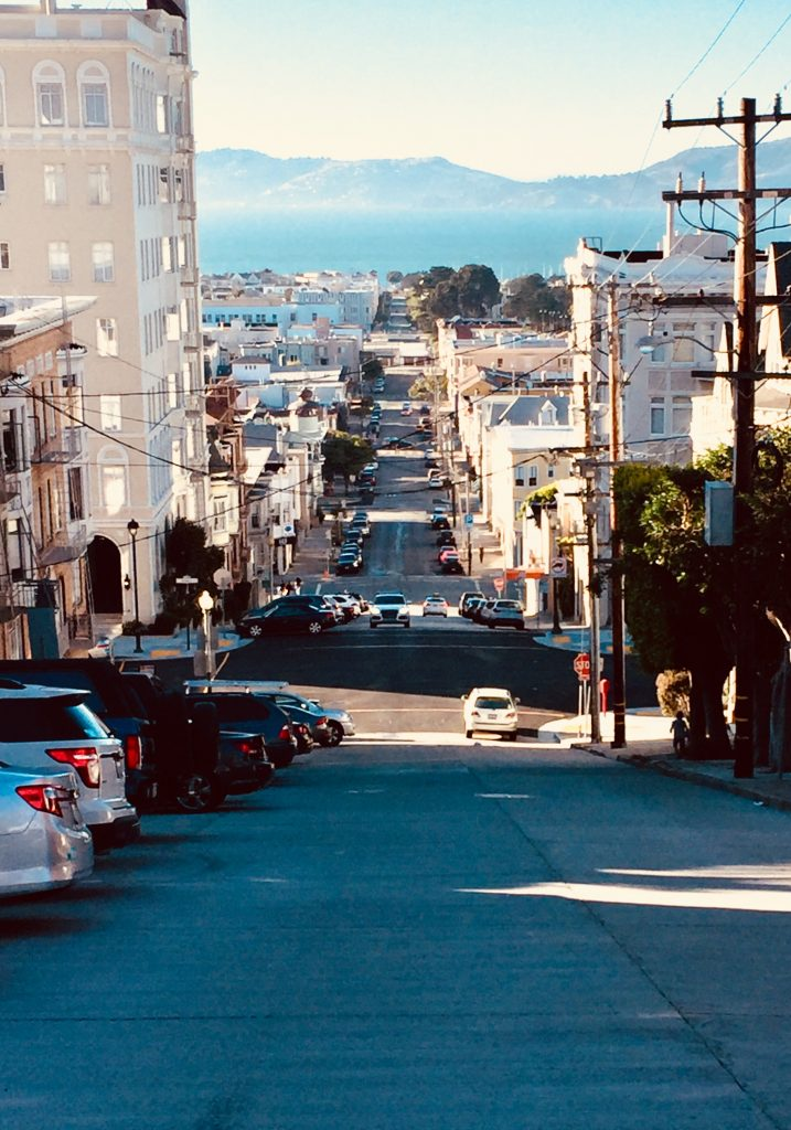 San Franciscos Straßen